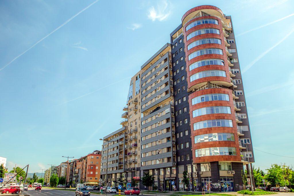Stambeno poslovni objekat u Novom Sadu - Bulevar Evrope